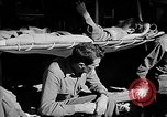 Image of Routine activities aboard the USS Wasp (CV-18) Atlantic Ocean, 1945, second 8 stock footage video 65675054315