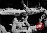 Image of Routine activities aboard the USS Wasp (CV-18) Atlantic Ocean, 1945, second 10 stock footage video 65675054315