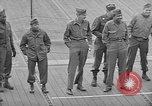 Image of USS Wasp Newport News Virginia USA, 1945, second 9 stock footage video 65675054318