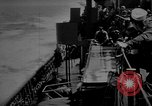 Image of USS Wasp Pacific Theater, 1942, second 4 stock footage video 65675054325