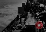 Image of USS Wasp Pacific Theater, 1942, second 5 stock footage video 65675054325