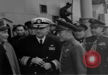Image of USS Wasp South China Sea, 1954, second 11 stock footage video 65675054333