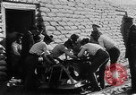 Image of French Marines unload small rail car Syria, 1916, second 8 stock footage video 65675054340