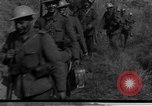 Image of British soldiers Salonica Greece, 1915, second 3 stock footage video 65675054342