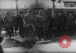 Image of German and Russian military officers First World WAr Russia, 1916, second 3 stock footage video 65675054349