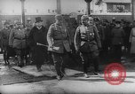 Image of German and Russian military officers First World WAr Russia, 1916, second 4 stock footage video 65675054349