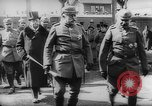Image of German and Russian military officers First World WAr Russia, 1916, second 6 stock footage video 65675054349