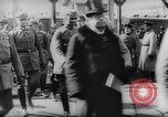 Image of German and Russian military officers First World WAr Russia, 1916, second 8 stock footage video 65675054349