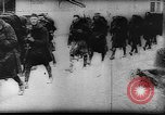 Image of Russia at end of WWI Russia, 1918, second 9 stock footage video 65675054350