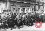 Image of Vladimir Lenin and Russian Revolution Russia, 1917, second 4 stock footage video 65675054352