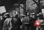 Image of Communist rally in favor of Soviet republic New York City USA, 1921, second 9 stock footage video 65675054354
