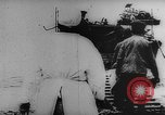 Image of Russian White Guards Vladivostok Russia, 1919, second 10 stock footage video 65675054356