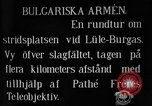 Image of Battle of Lule Burgas in First Balkan War Lule Burgas Turkey, 1912, second 2 stock footage video 65675054361