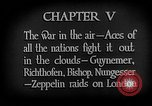 Image of World War 1 famous ace aviators Belgium, 1918, second 10 stock footage video 65675054366