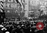 Image of British and German troops return home after armistice  Berlin Germany, 1918, second 8 stock footage video 65675054369