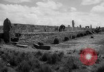 Image of Inca ruins Tiwanaku Bolivia, 1966, second 12 stock footage video 65675054389