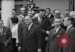 Image of President Johnson awards NASA Gemini IV crew Washington DC USA, 1965, second 8 stock footage video 65675054393