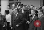 Image of President Johnson awards NASA Gemini IV crew Washington DC USA, 1965, second 9 stock footage video 65675054393