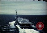 Image of NATO aircraft carriers during Operation Strikeback Europe, 1957, second 12 stock footage video 65675054408