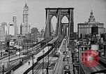 Image of Metropolitan Area New York City USA, 1948, second 2 stock footage video 65675054425