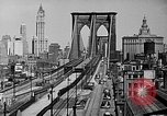 Image of Metropolitan Area New York City USA, 1948, second 6 stock footage video 65675054425