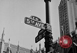 Image of Manhattan New York City USA, 1948, second 1 stock footage video 65675054428