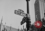 Image of Manhattan New York City USA, 1948, second 3 stock footage video 65675054428