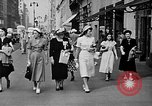 Image of Manhattan New York City USA, 1948, second 9 stock footage video 65675054428