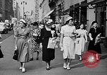 Image of Manhattan New York City USA, 1948, second 10 stock footage video 65675054428