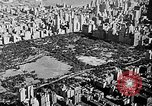 Image of Central Park Manhattan New York City USA, 1948, second 2 stock footage video 65675054430