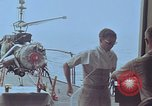 Image of Chaplains Yankee Station Vietnam, 1968, second 6 stock footage video 65675054434