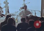 Image of Chaplains Yankee Station Vietnam, 1968, second 8 stock footage video 65675054434