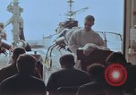 Image of Chaplains Yankee Station Vietnam, 1968, second 9 stock footage video 65675054434