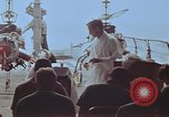 Image of Chaplains Yankee Station Vietnam, 1968, second 10 stock footage video 65675054434