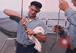 Image of Chaplains Yankee Station Vietnam, 1968, second 6 stock footage video 65675054436