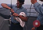 Image of Chaplains Yankee Station Vietnam, 1968, second 9 stock footage video 65675054436