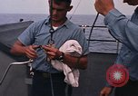 Image of Chaplains Yankee Station Vietnam, 1968, second 10 stock footage video 65675054436