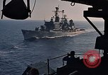 Image of USS Preble (DLG-15) operating in the Pacific Pacific Ocean, 1966, second 8 stock footage video 65675054450