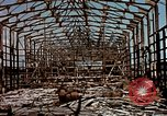 Image of damaged warehouses Yokohama Japan, 1945, second 8 stock footage video 65675054460