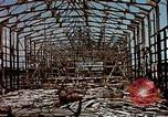 Image of damaged warehouses Yokohama Japan, 1945, second 10 stock footage video 65675054460