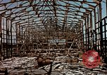 Image of damaged warehouses Yokohama Japan, 1945, second 12 stock footage video 65675054460