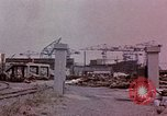 Image of Damage from U.S. bombing Yokohama Japan, 1945, second 10 stock footage video 65675054461