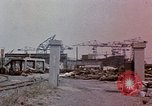 Image of Damage from U.S. bombing Yokohama Japan, 1945, second 12 stock footage video 65675054461