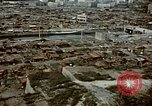 Image of bomb damage and WW2 aftermath Yokohama Japan, 1945, second 2 stock footage video 65675054462