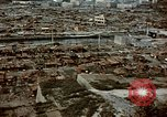 Image of bomb damage and WW2 aftermath Yokohama Japan, 1945, second 3 stock footage video 65675054462