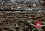 Image of bomb damage and WW2 aftermath Yokohama Japan, 1945, second 5 stock footage video 65675054462