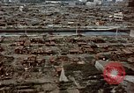 Image of bomb damage and WW2 aftermath Yokohama Japan, 1945, second 6 stock footage video 65675054462