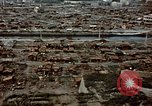 Image of bomb damage and WW2 aftermath Yokohama Japan, 1945, second 7 stock footage video 65675054462