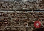 Image of bomb damage and WW2 aftermath Yokohama Japan, 1945, second 8 stock footage video 65675054462