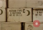 Image of K-rations Manila Philippines, 1945, second 5 stock footage video 65675054464